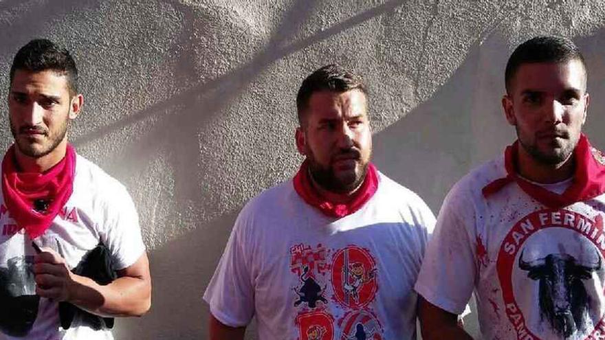 La Manada: El Prenda escribió la carta de perdón a la víctima antes de pedir otro permiso para salir de la cárcel