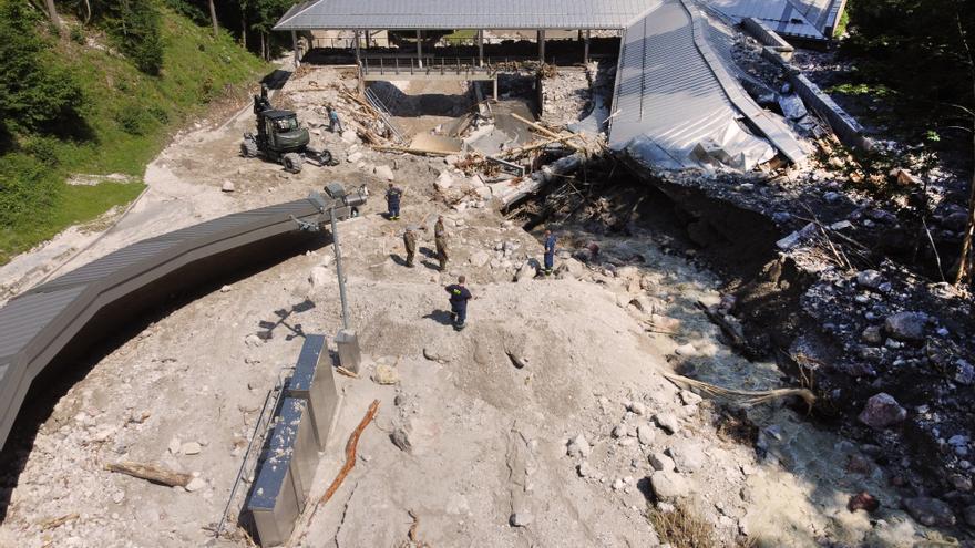 Alemania destinará 200 millones de euros en ayuda de emergencia tras las inundaciones