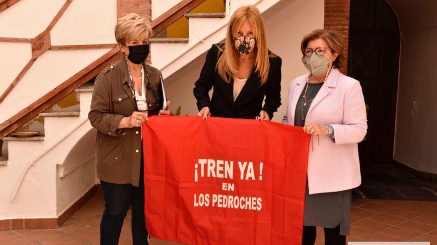La alcaldesa de Rubí también pedirá que pare el AVE de Barcelona en Los Pedroches