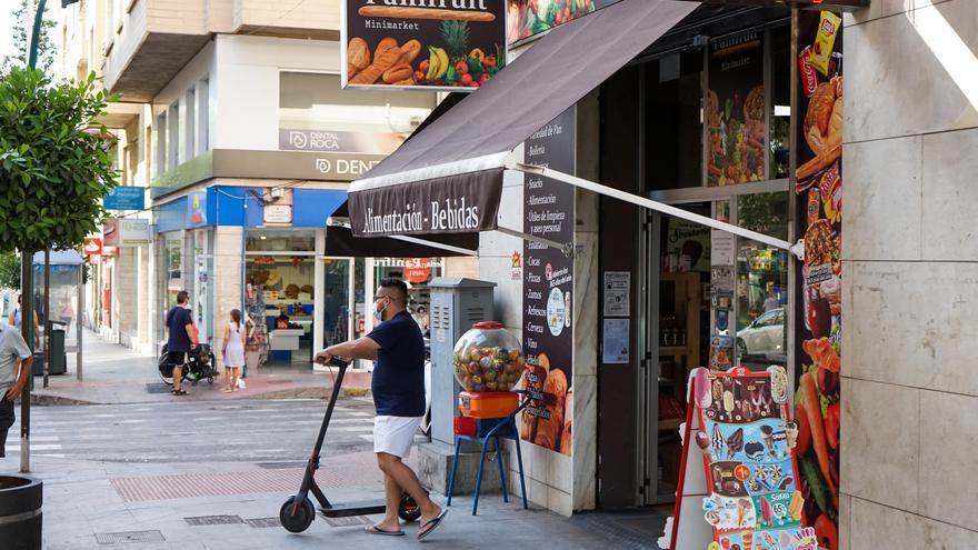 Ciudadanos exige que el Ayuntamiento apoye a los comercios del centro facilitando el aparcamiento