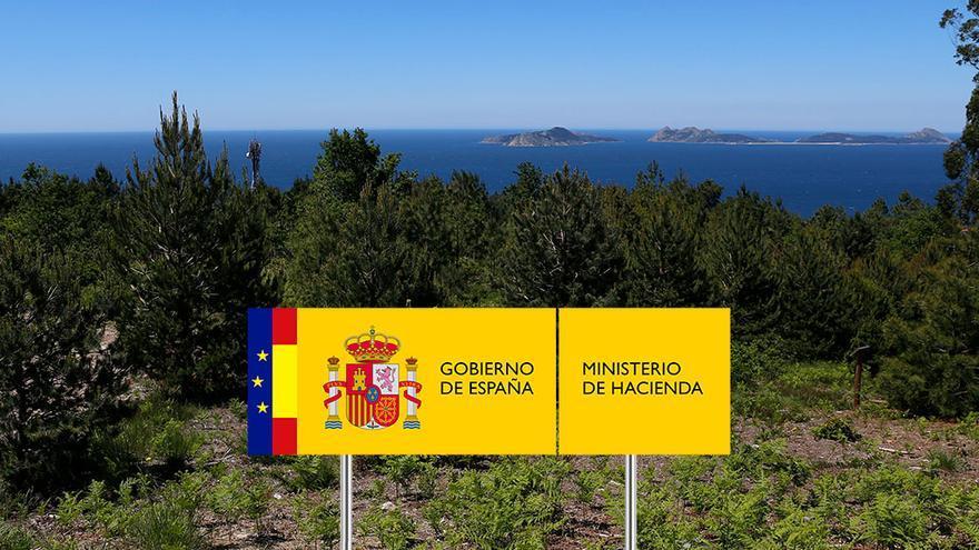 El Gobierno reclama la propiedad de montes vecinales ubicados en la línea de costa
