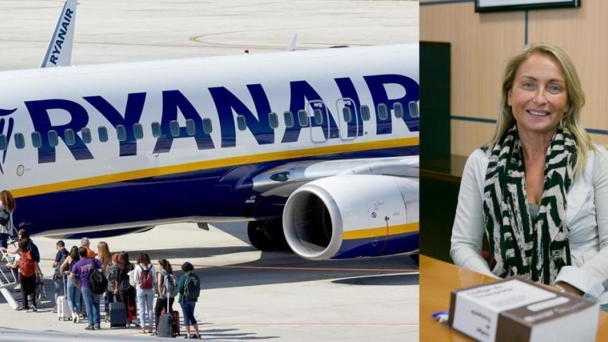 Una catedrática de la UJI gana un juicio a Ryanair