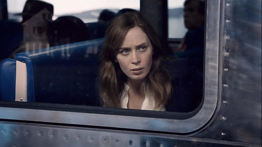 """Emily Blunt: """"'La chica del tren' te embarca en un viaje complejo"""""""
