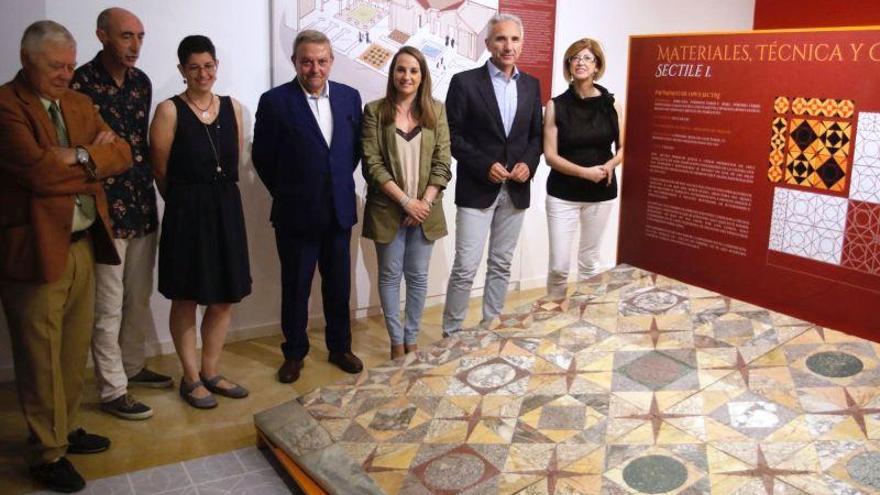 El Arqueológico muestra el lujo de la Córdoba romana