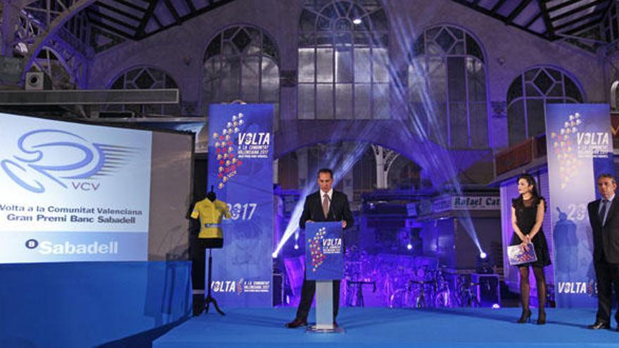 Las rampas del Mas de la Costa deciden una Volta «espectacular»