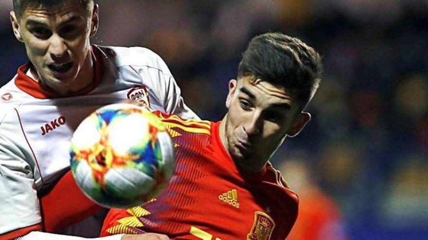 Gayà, Ferran, Rodrigo y Pau Torres, a la selección en la renovada lista de Luis Enrique