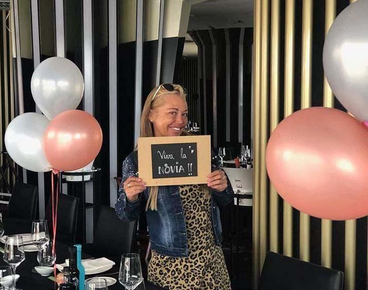 Belén Esteban celebró su despedida de soltera en Ibiza