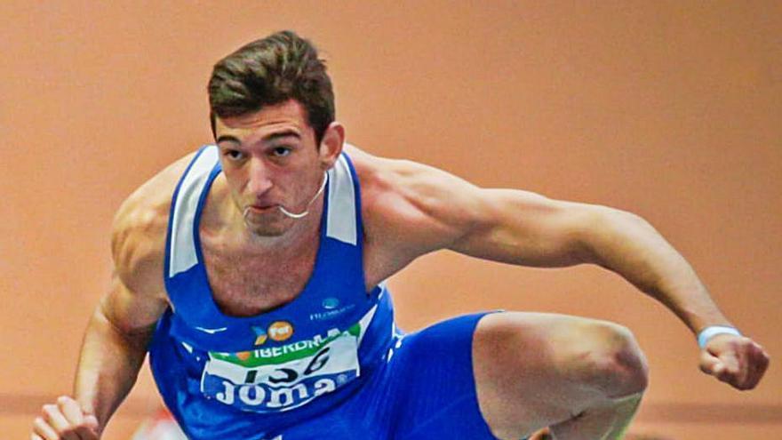 «Si tengo que elegir entre una medalla europea o ir a los Juegos, me voy a Tokyo»
