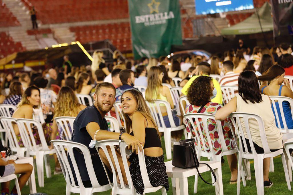 Concierto de Nathy Peluso en Murcia