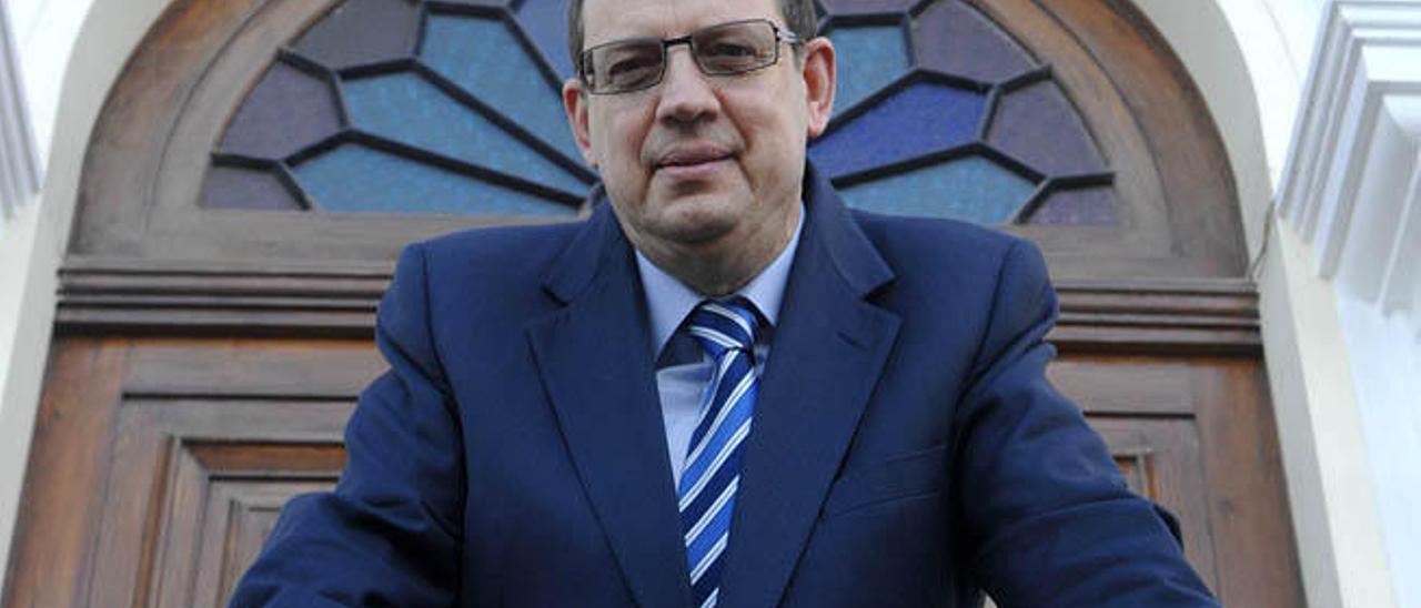 José Carmelo Pulido.
