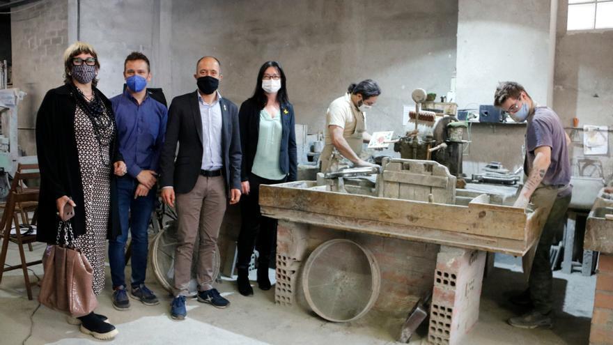 La Fira Mediterrània impulsa l'Obrador d'arrel, un laboratori de creació per donar suport als artistes