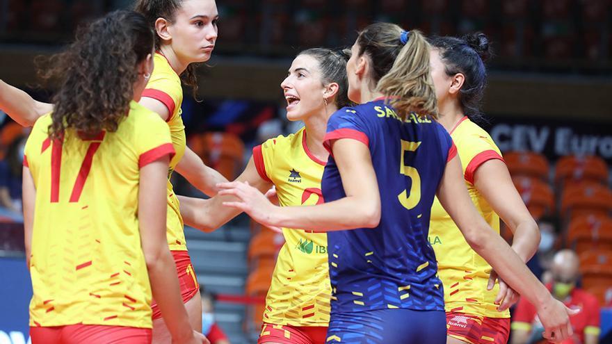 España cae contra Polonia y se complica su pase a las eliminatorias
