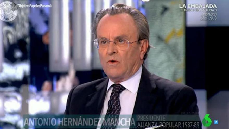 El político extremeño Hernández Mancha, en los 'papeles de Panamá'
