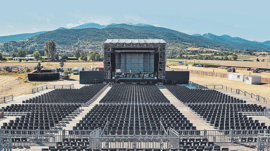 El Cerdanya Music Festival arrenca a Alp amb gairebé 10.000 entrades venudes