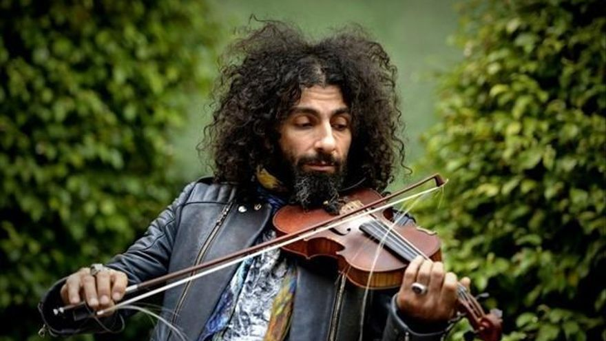 Ara Malikian actuará en el Teatro de la Axerquía de Córdoba el 19 de septiembre