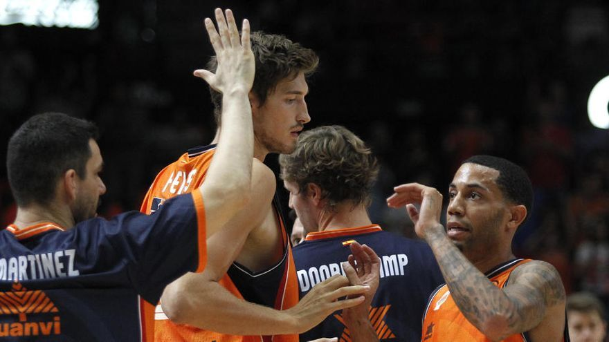El Valencia Basket vuelve a la carga ante un Murcia en racha