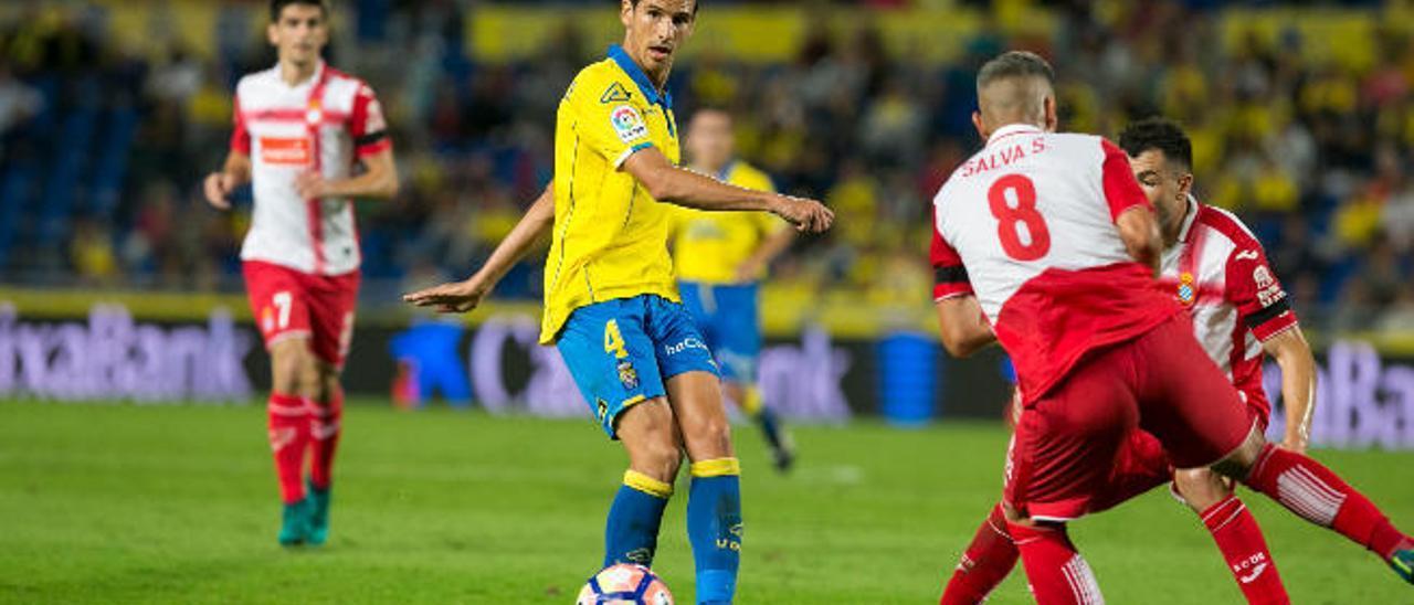 Vicente, 194, con 10 goles acaricia con los 200 duelos.