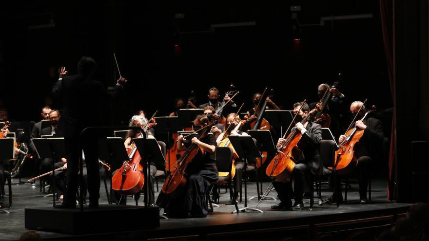 Orquesta de Córdoba: Un cuarto de Quinta