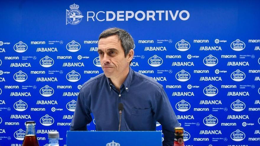 """Carmelo del Pozo: """"Creo que la columna vertebral la vamos a mantener"""""""