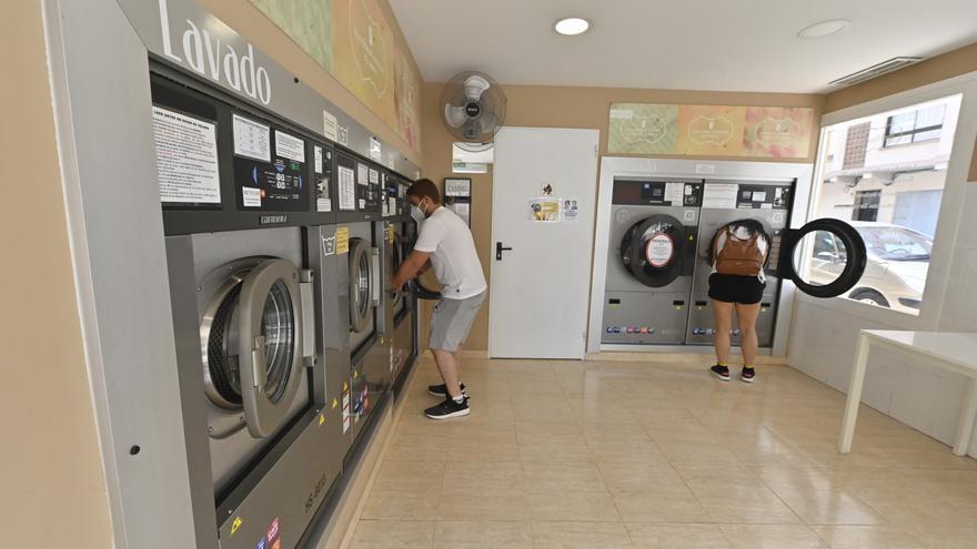 Las lavanderías se presentan como alternativa a la subida de la luz en Castellón