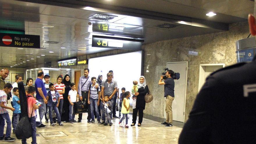 Interior concede 101.000 peticiones de asilo aunque admite desbordamiento