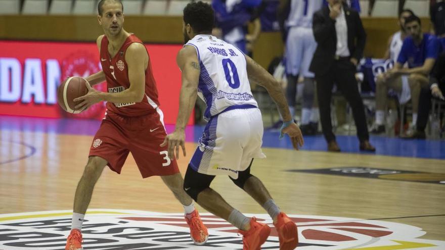 El Bàsquet Girona encaixa la tercera derrota consecutiva