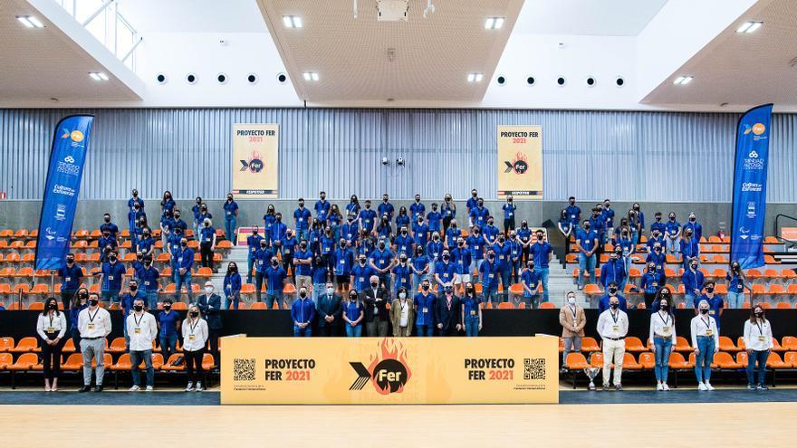 La Fundación Trinidad Alfonso presenta la novena edición del Proyecto FER