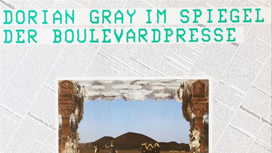 Dorian Gray im Spiegel der Boulevardpresse