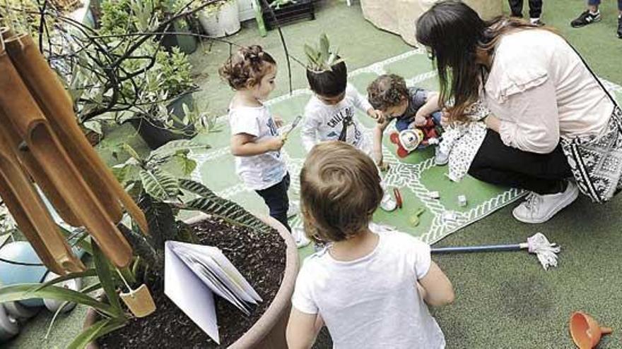Los bebés en gestación podrán optar a plaza en las escuelas infantiles municipales
