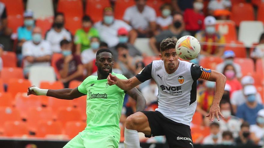 El Valencia no se rinde (1-1)