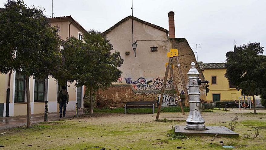 El barrio zamorano de La Horta quiere un parque más grande
