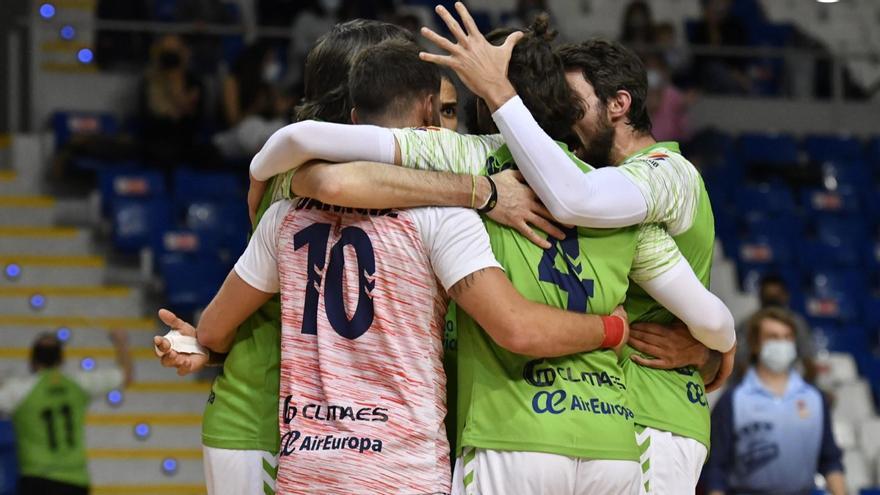 El Voley Palma hace efectiva su inscripción en la Superliga para la próxima temporada