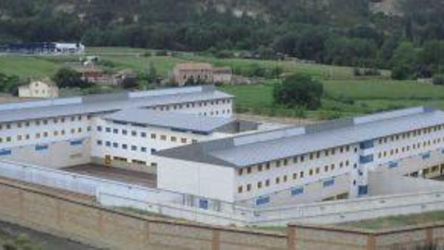 Un brote de COVID contagia en una semana al 70% de los presos de la cárcel de Teruel