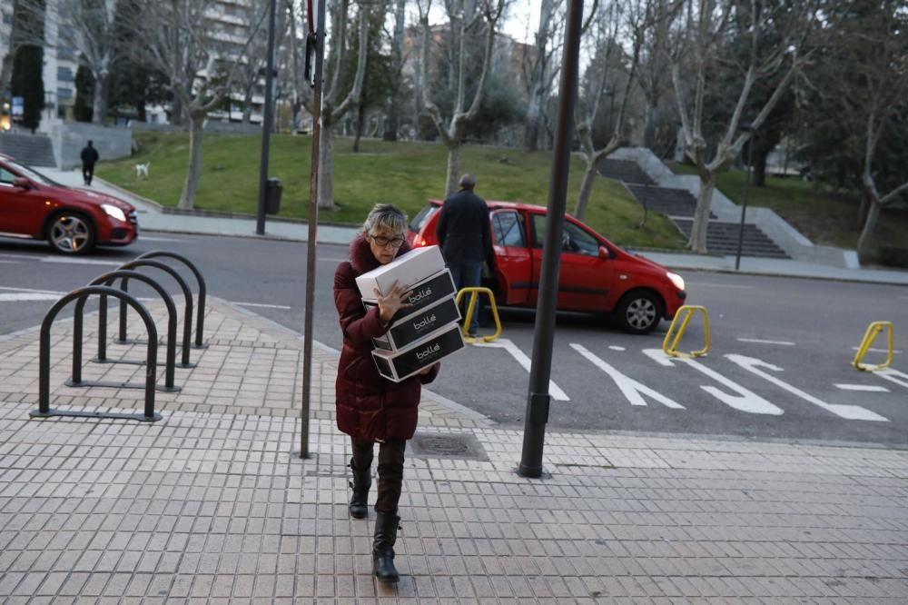 El IES María de Molina de Zamora dona material sanitario para combatir el coronavirus