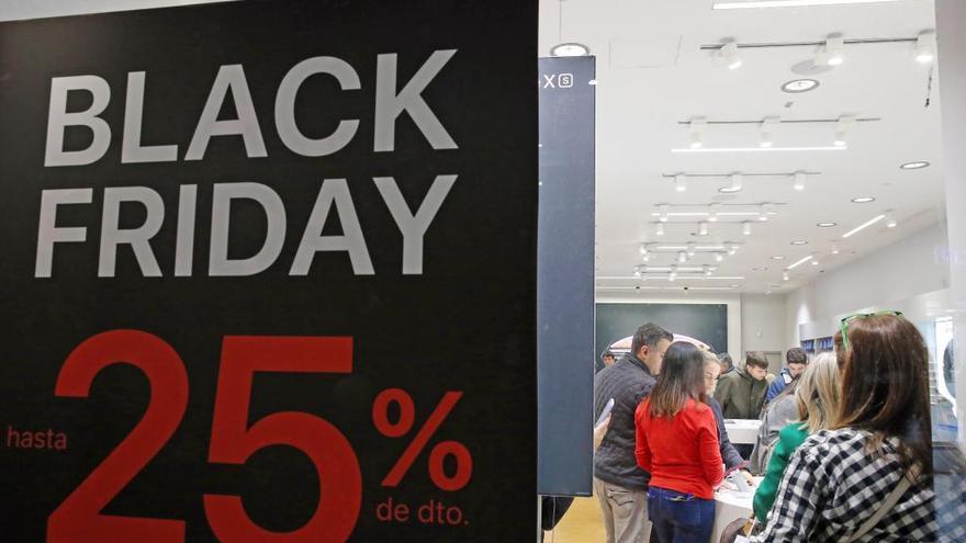 """El """"Black Friday"""" creará casi 9.000 contratos de trabajo en Castilla y León"""