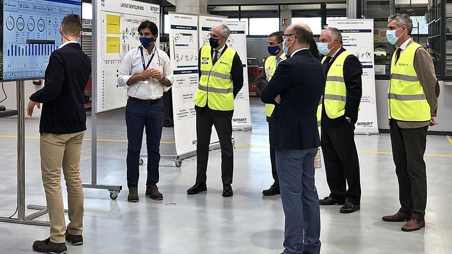Benteler modernizará su planta de Valladares con una inversión millonaria