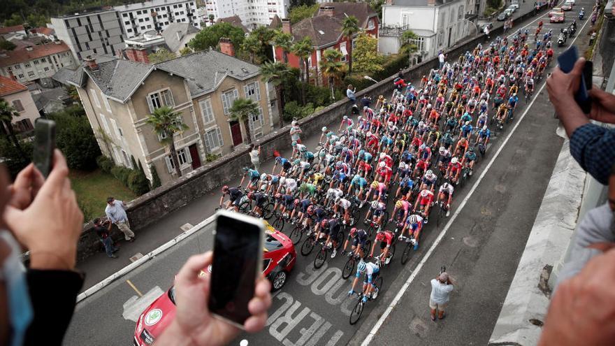 El Tour encara su segunda semana de competición con las incógnitas intactas