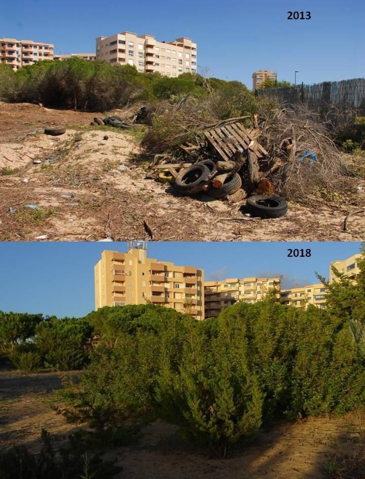 ANSE, en contra de la construcción del edificio multiusos en Monteblanco