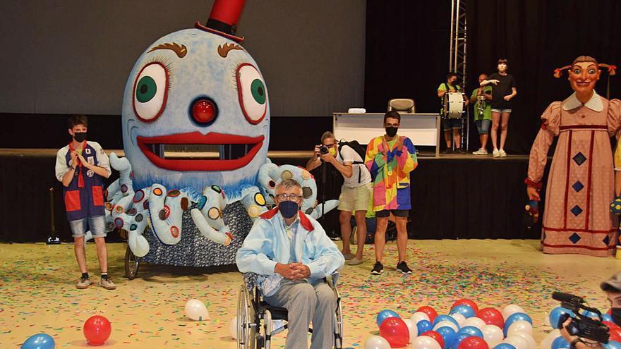 Solsona recupera la figura del Pop i reviu els aires carnavalescos