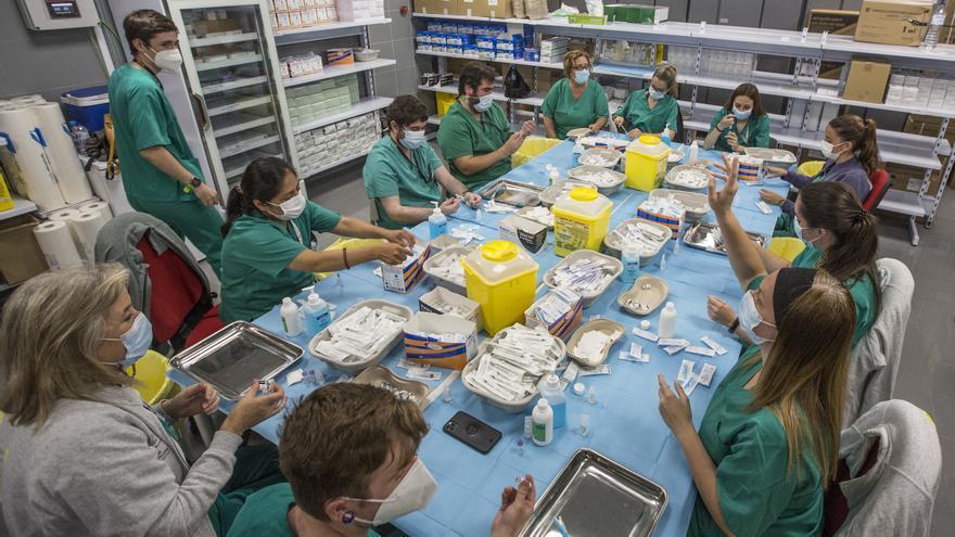 Sanidad notifica 47 nuevos casos de coronavirus en un día en la provincia de Alicante