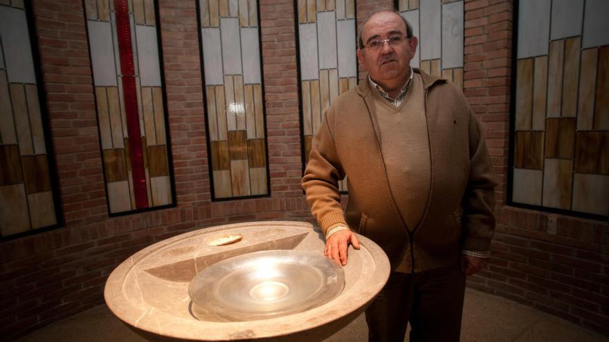 Fallece a los 62 años Juan Manuel Suárez, párroco de Piedras Blancas