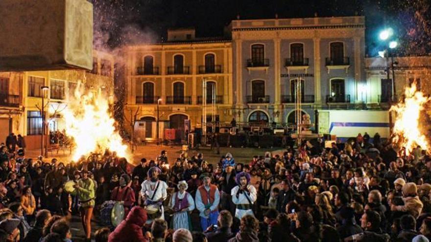 Un sinfín de fiestas tradicionales repartidas por el interior valenciano