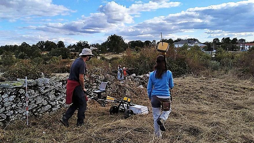Un equipo científico inicia en agosto las excavaciones en el castro de Rabanales