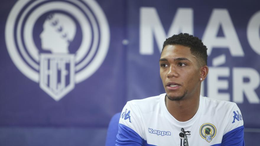 Manny deja el Hércules y el club trabaja en la salida de Pedro Torres