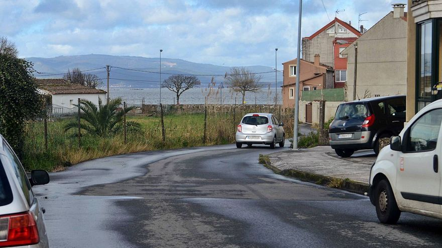 Las demandadas obras de mejora de la Rúa O Freixo, en Vilaxoán, salen a licitación