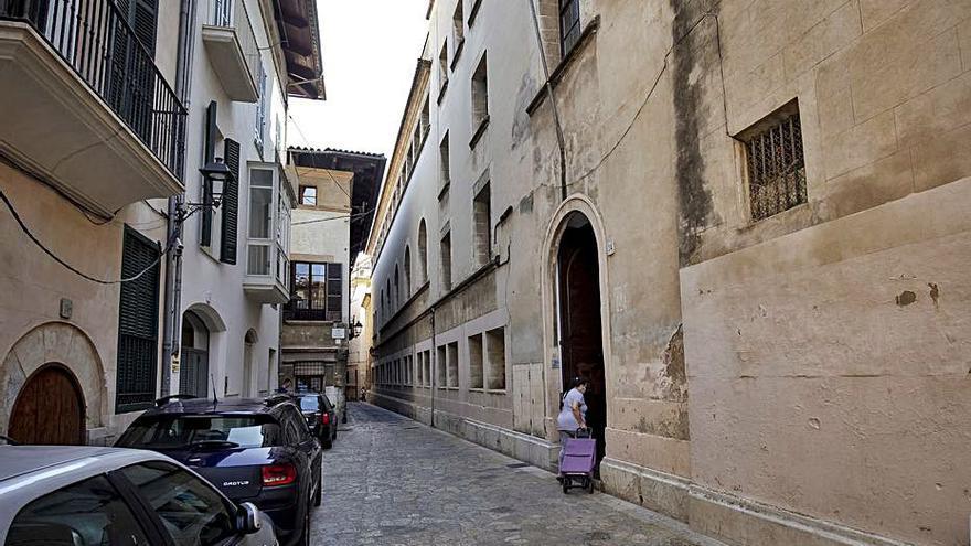 El colegio Montesión se convertirá en museo y residencia de la tercera edad