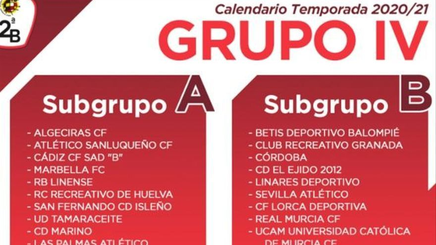 Marino y Tamaraceite arrancan en casa; Las Palmas Atlético, en Cádiz