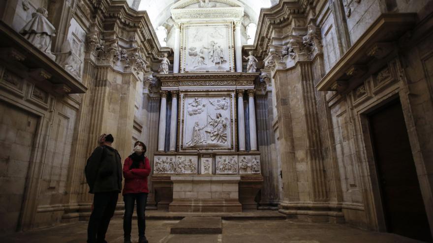 Los tesoros ocultos de la Catedral de Oviedo: la capilla de los Vigiles