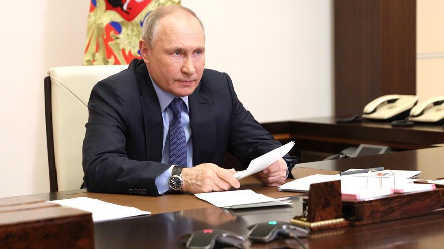 Putin y Biden se reunirán el 16 de junio en Ginebra