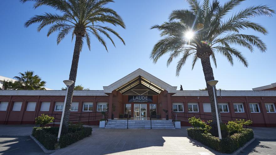 Laude Newton College retomará la actividad presencial la semana que viene